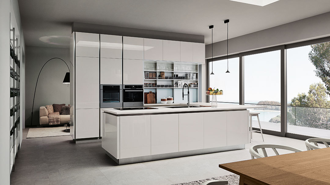 Cucine Moderne Campania.Veneta Cucine Palma Campania Franzese Arredamenti
